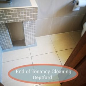 deep cleaning deptford