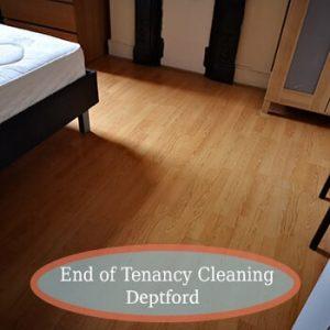 end of tenancy cleaning in deptford