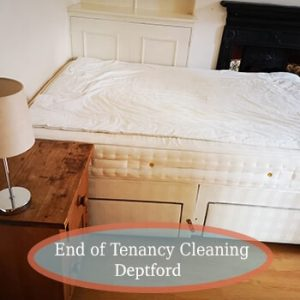 end of tenancy cleaning services deptford